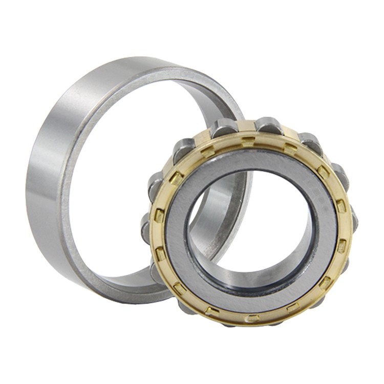 NUP318 Cylindrical Roller Bearing 90*190*43mm